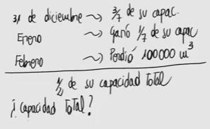 40. Problema de ecuaciones de primer grado