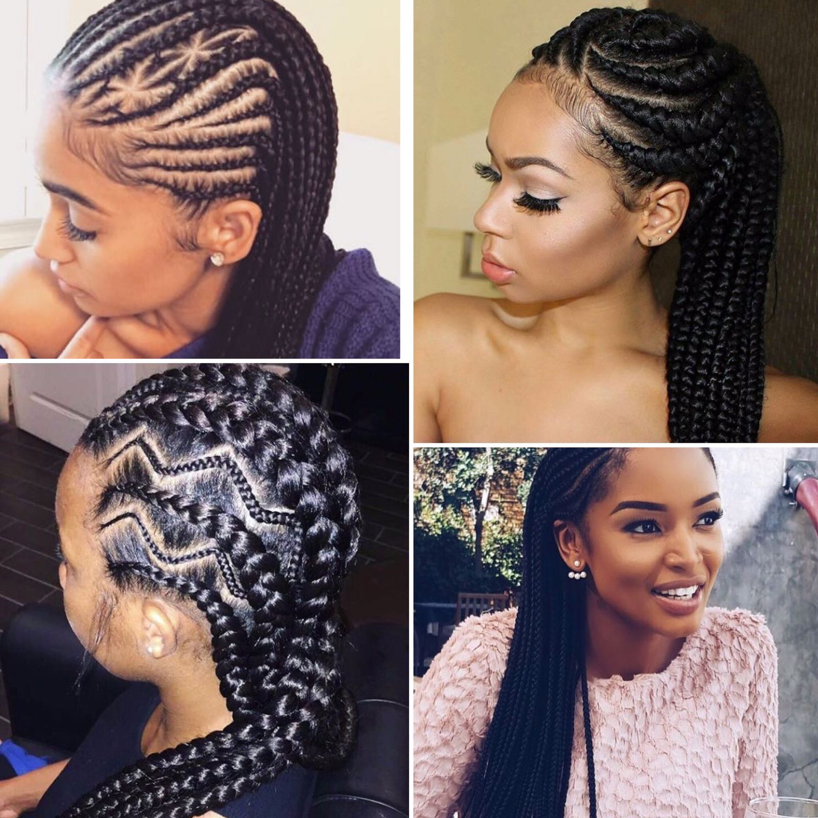Best Summer Hairstyles  cornrows