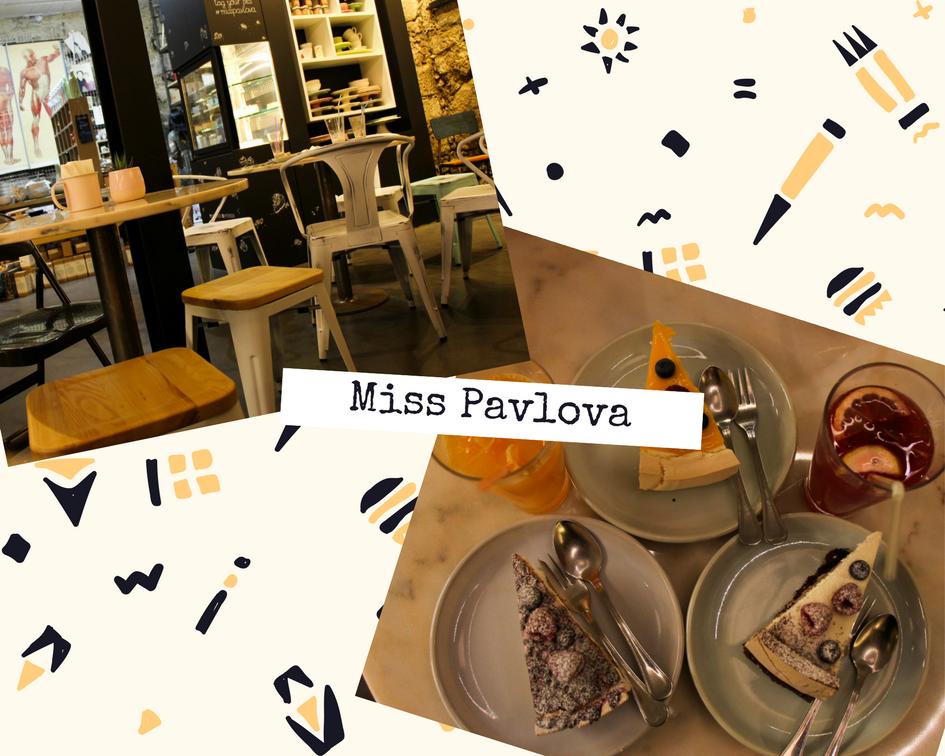 Miss Pavlova - Porto