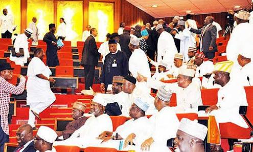2019 Polls: Senate begins move to override Buhari's veto