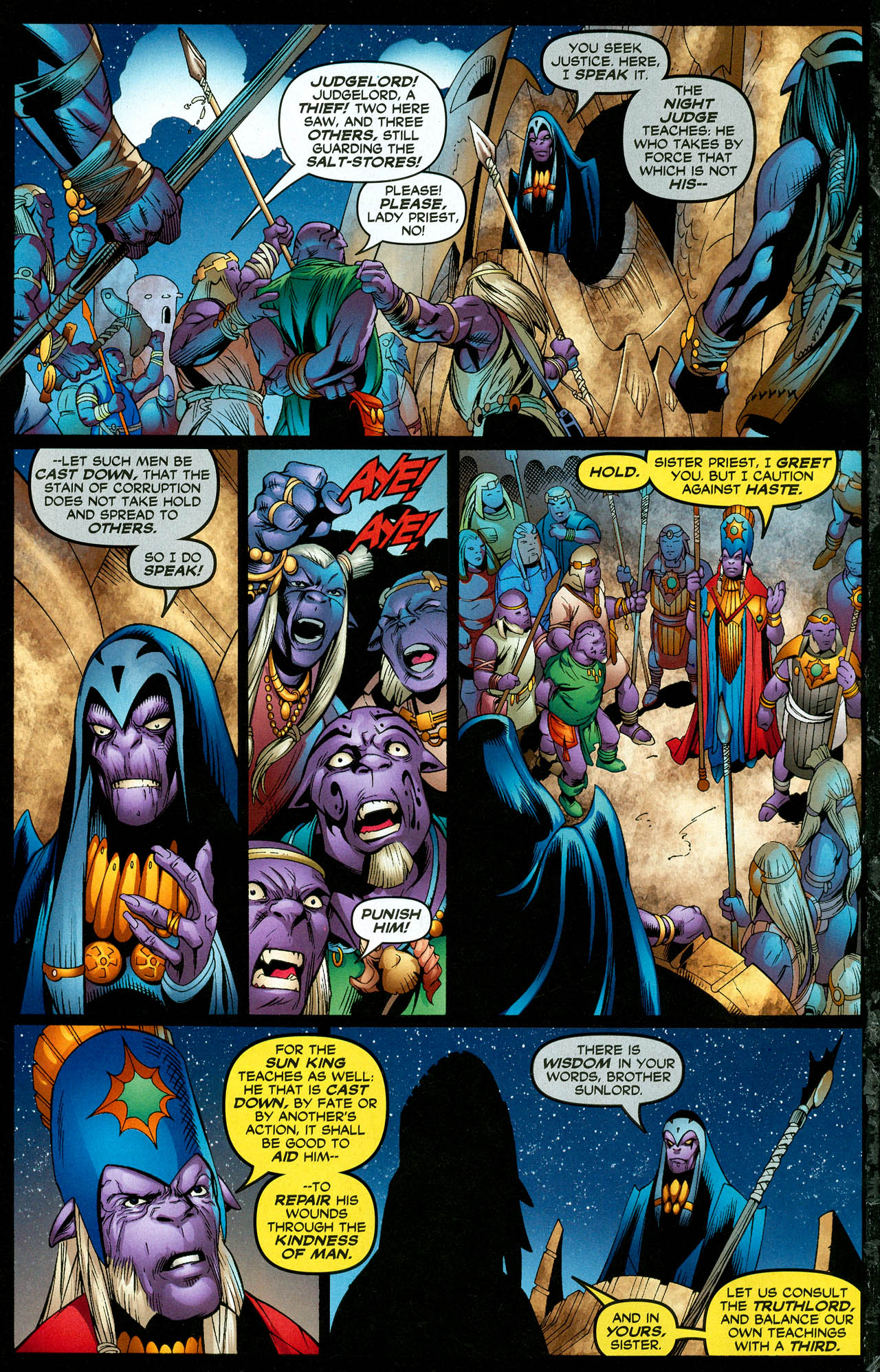 Read online Trinity (2008) comic -  Issue #28 - 15