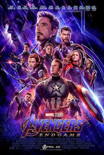 Avengers Endgame 2019 Dual Audio Hindi Full Movie Download