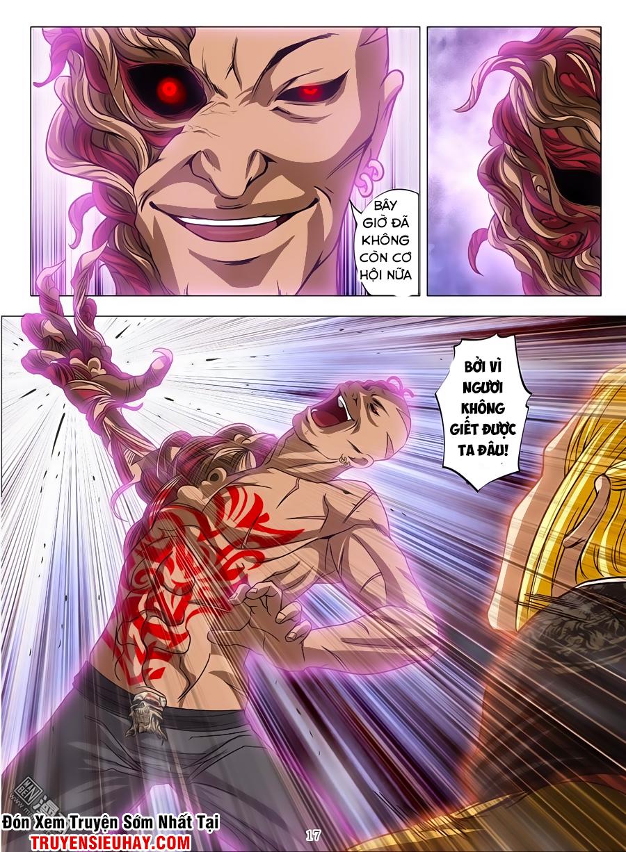 Hồn Thú Kỷ - Chap 2
