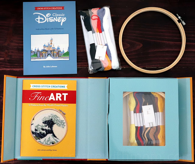 needlework and art kits
