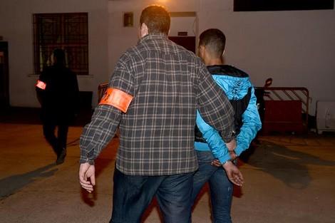 """الجهوية 24 - شرطة السعيدية توقف مروج أقراص """"إكستازي"""""""
