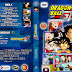 Capas DVD Dragon Ball GT Volumes 1 a 8
