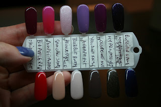 Polished 4 Pros Opi Gelcolor Random Colors Reviews Part 1
