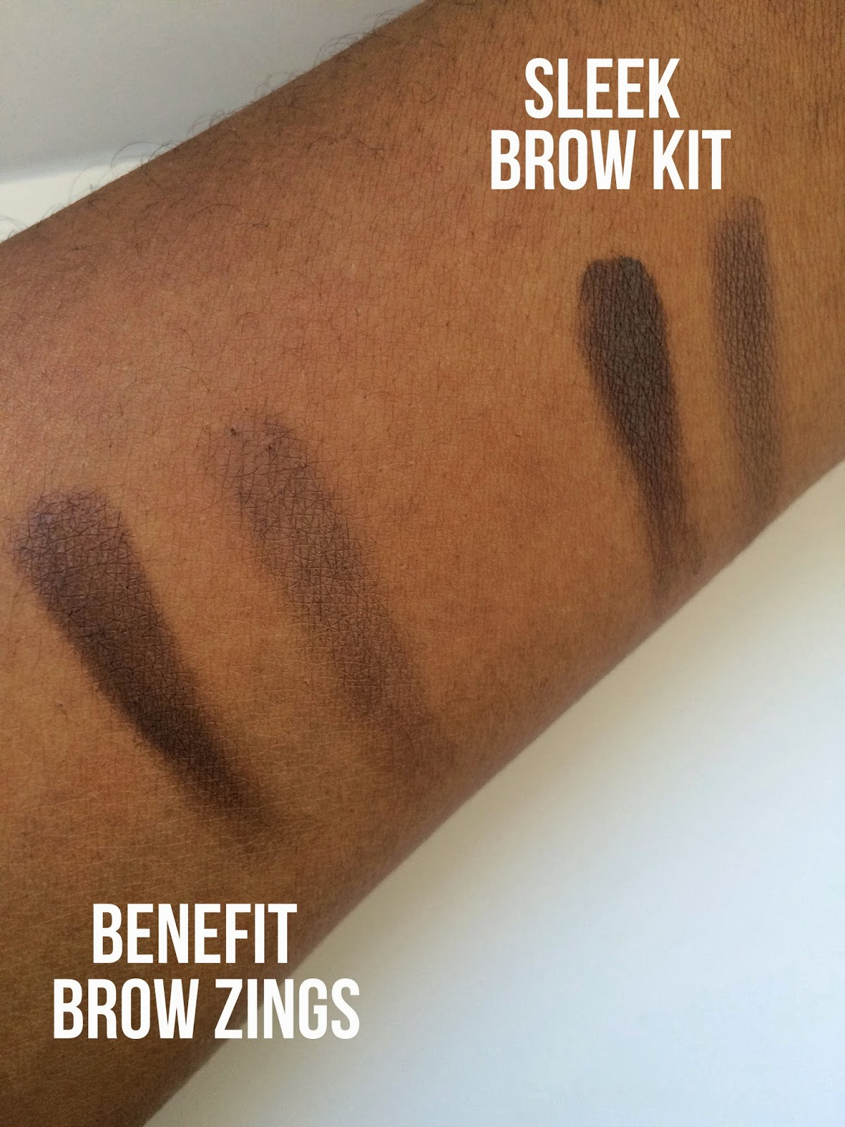 Brow Zings Eyebrow Shaping Kit by Benefit #7
