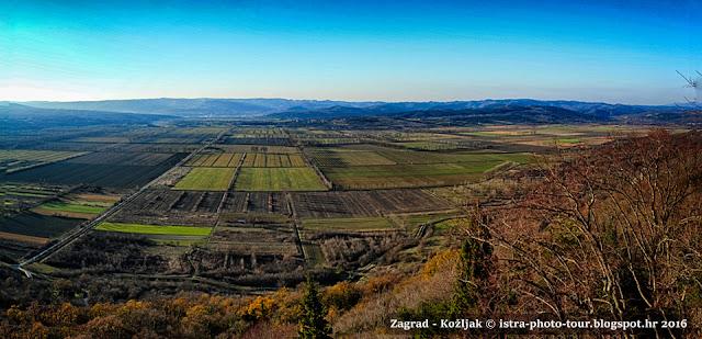 Panorama na Ćepić Polje