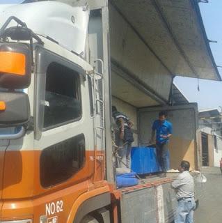 Sewa Truk Tronton Wingbox Surabaya Malang