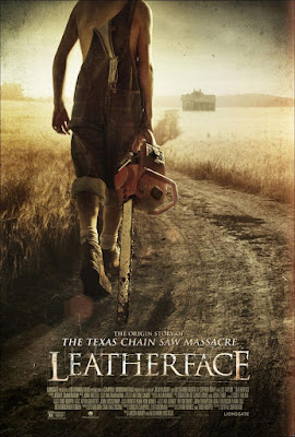 Leatherface 2017 DVD R1 NTSC Sub