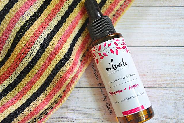 Vilvah Beautifying Moringa Argan Serum