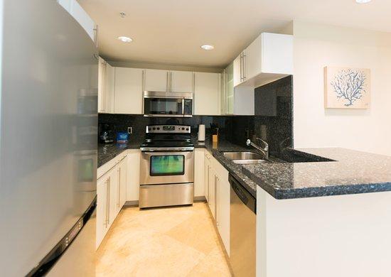 Hotéis com cozinha em Miami,