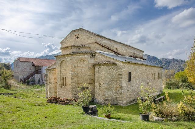 Sv. Nikola, Manastir, Mariovo