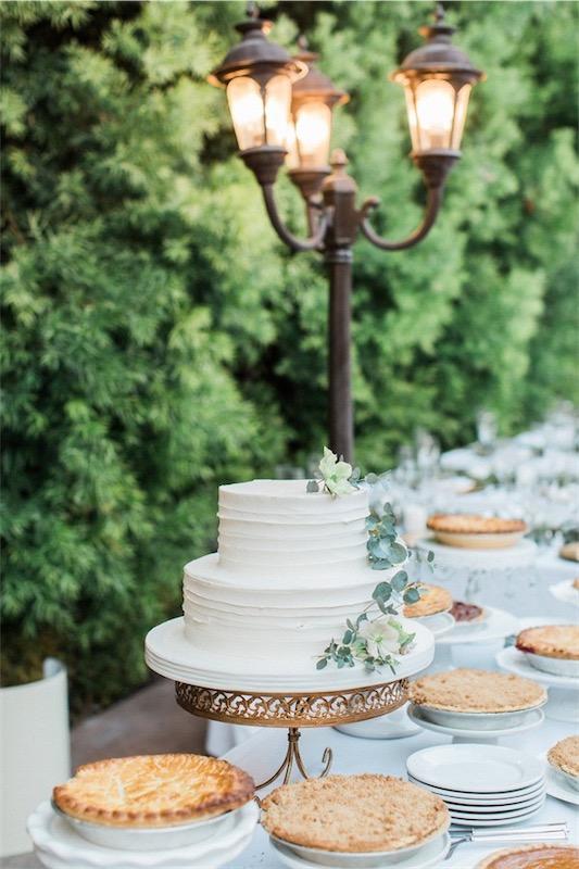 bufete de tartas de boda chicanddeco