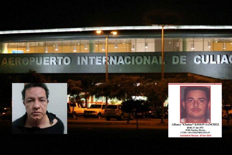 Confirman traslado de 'El Peña' y Alfonso Limón cercanos a El Mayo Zambada a la Ciudad de México