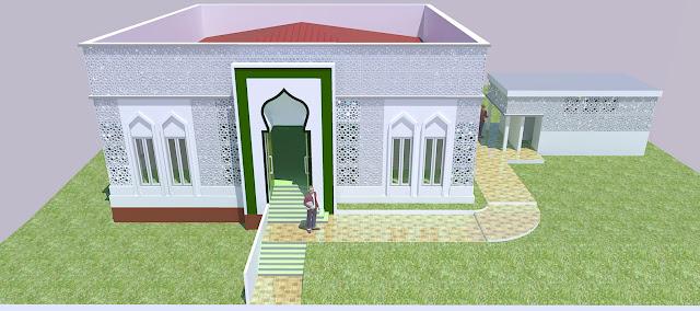 Disain Masjid