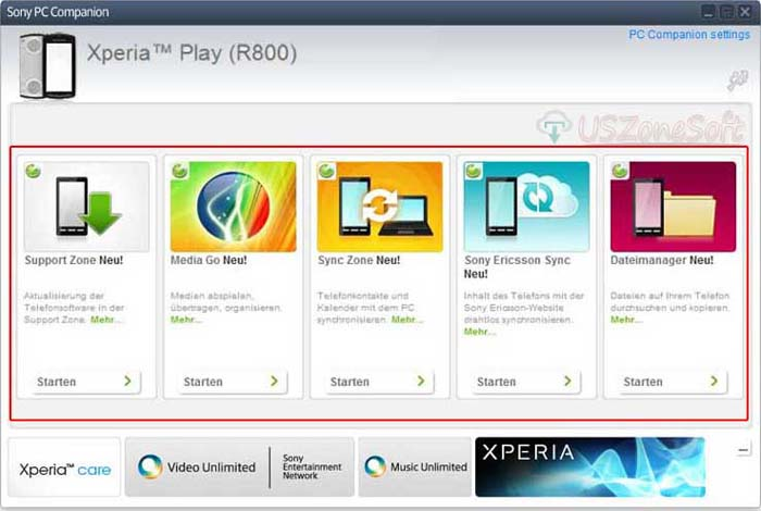 Sony PC Companion Download Latest Version For Windows And