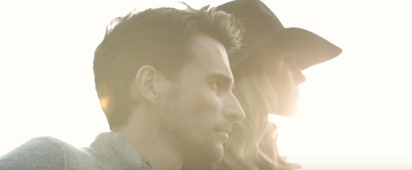 Canzone Nero Giardini pubblicità con modella con cappello nero - Musica spot Novembre 2016