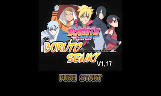 Download Naruto Senki Mod Recodara v1.17 Apk