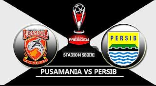 Persib Bandung Bawa 20 Pemain ke Markas PBFC
