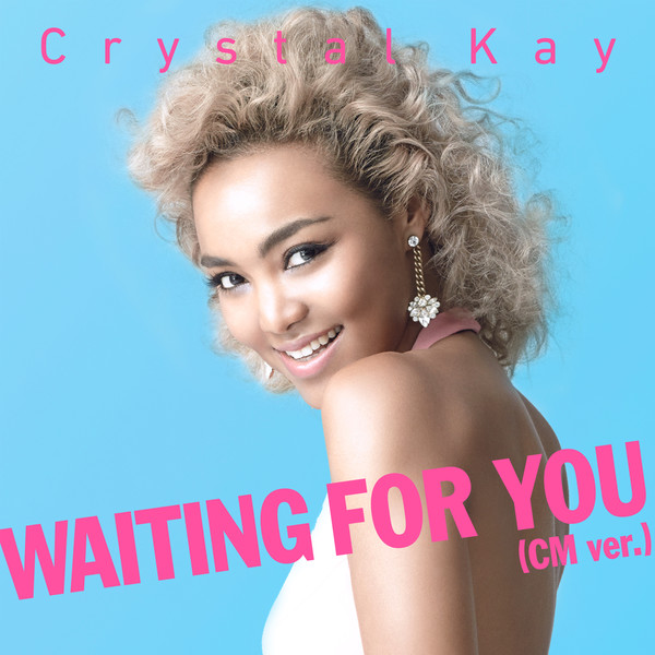 [Single] Crystal Kay – Waiting For You (CM Version) (2016.06.01/MP3/RAR)