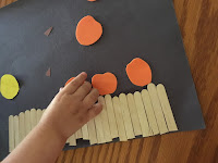 Five Little Pumpkins craft