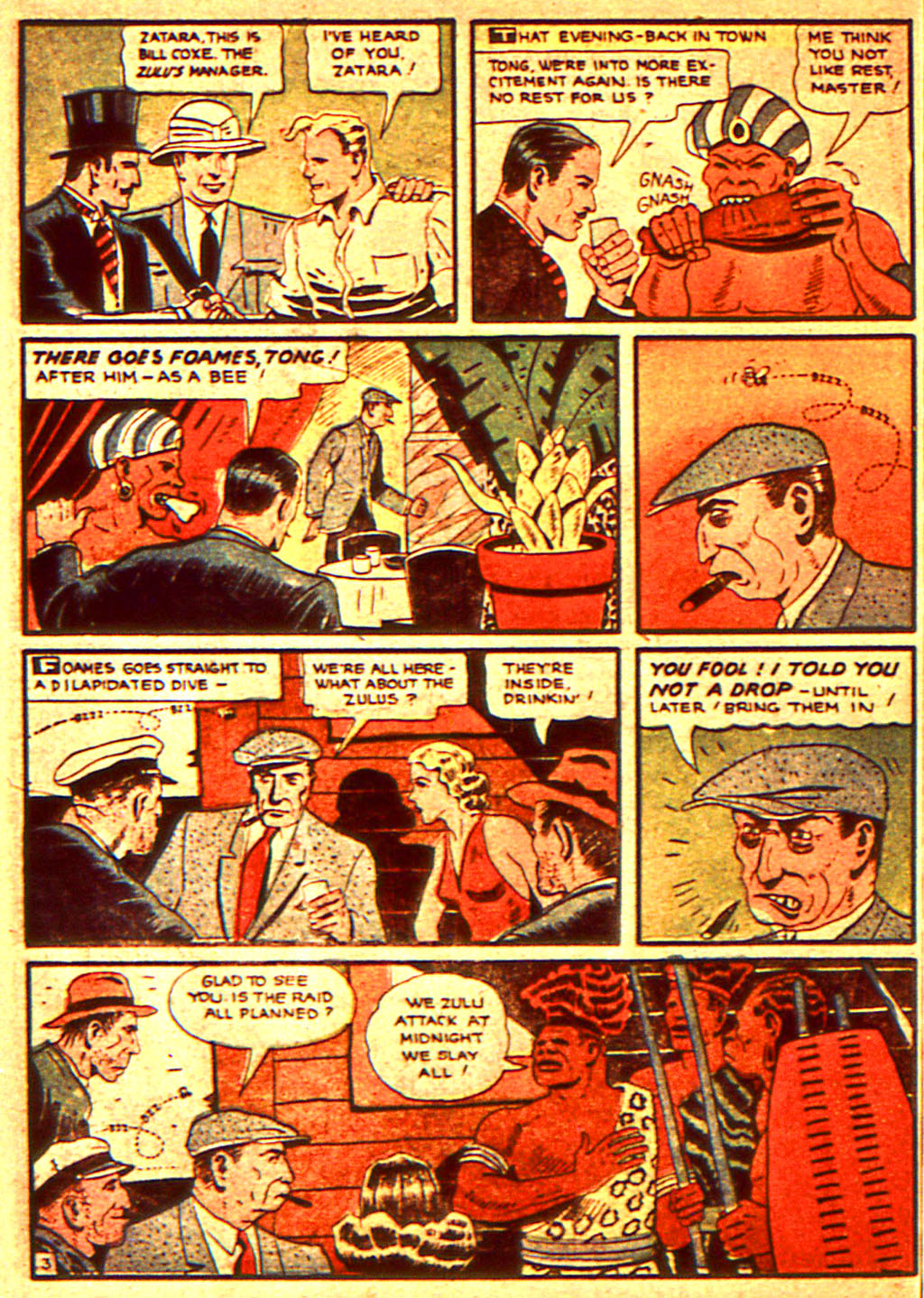 Read online Action Comics (1938) comic -  Issue #7 - 57