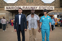 Miguel Angel Silvestre and Doona Bae and Toby Onwumere in Sense8 Season 2 (8)