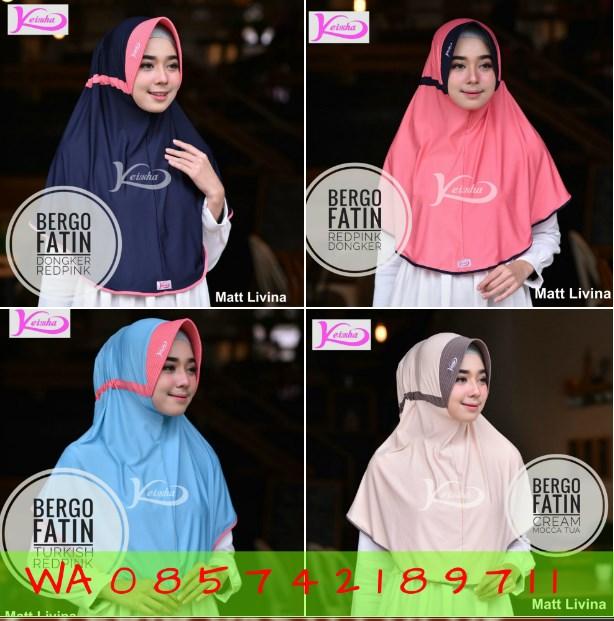 Dicari  Agen & Reseller Keissha Hijab Wilayah Ngamprah