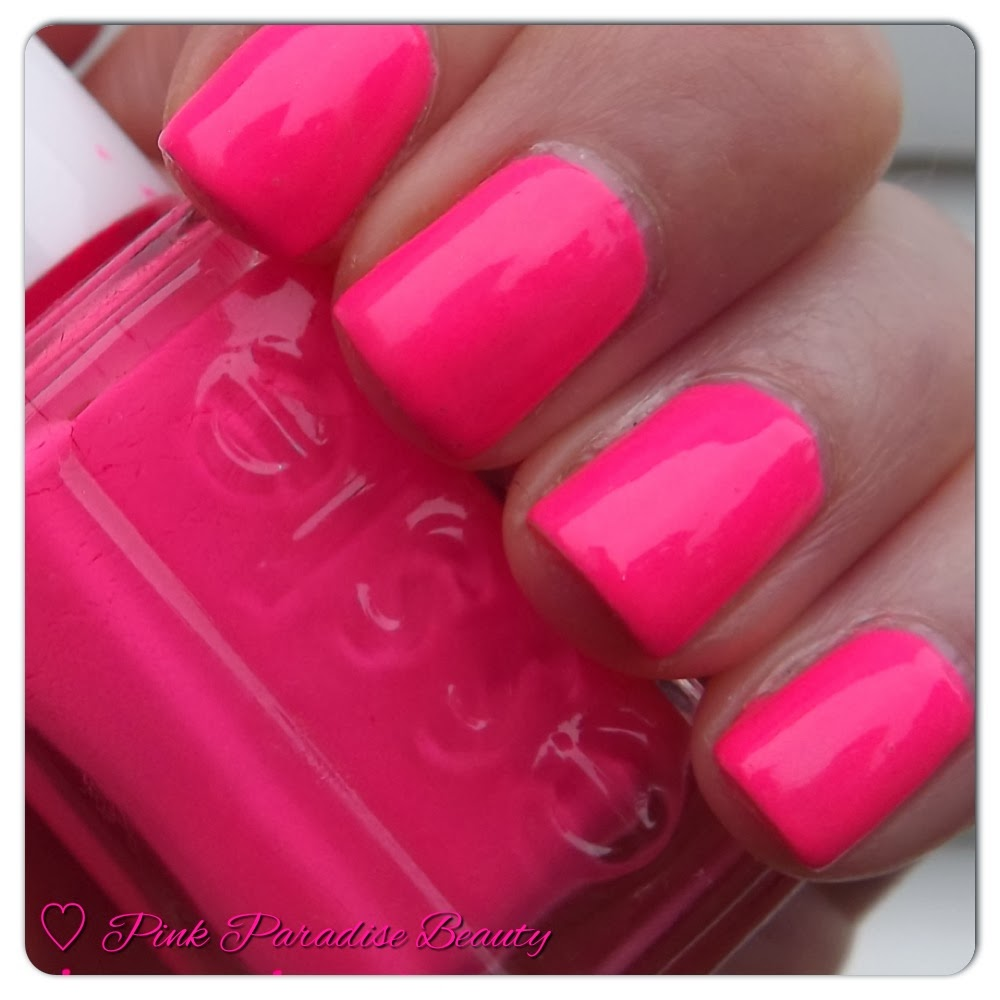 Essie Nail Polish Collection And Swatches Check Back For New Colours Added Pink Paradise Beauty