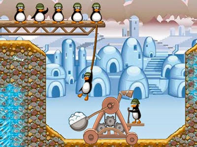Download Game Crazy Penguin Catapult 2 Pc