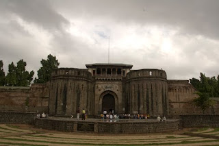 Haunted place in Pune Shaniwar wada fort