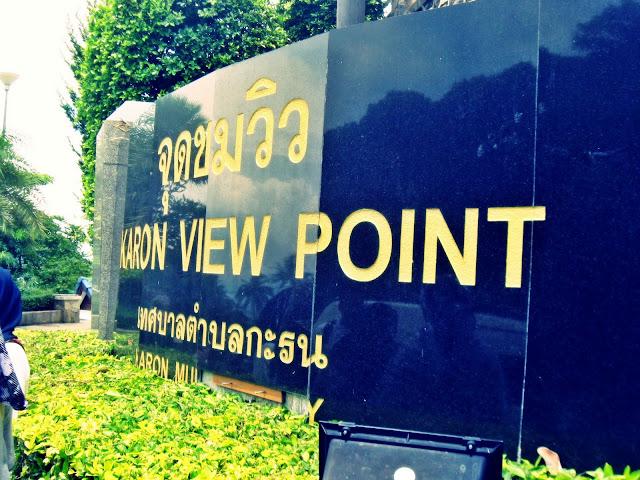 Karon View Point - Phuket