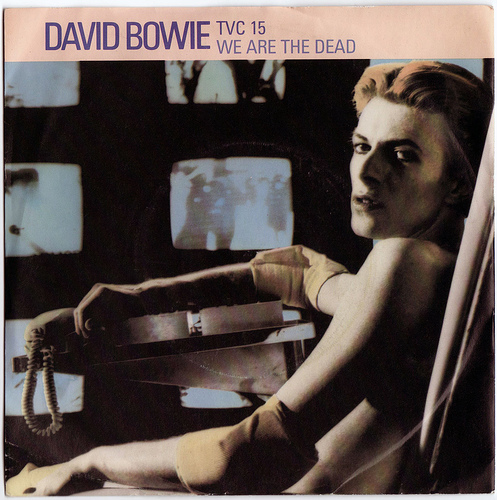 "David Bowie ""TVC 15"" 45, 1975 by ocad123"