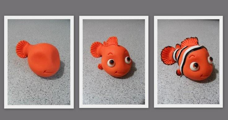 Le Sorelle Creative  Tutorial Nemo d0fe989a4211