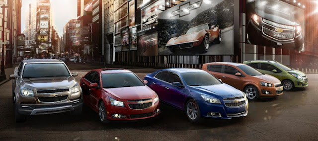 Thatgeekdad chevrolet is first automaker to offer in for Dave smith motors hours