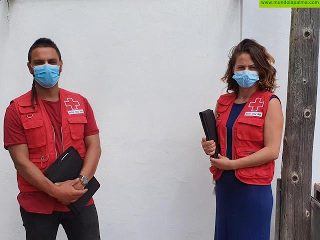 Cruz Roja reinicia su campaña de información y captación de nuevas socias y socios en las calles