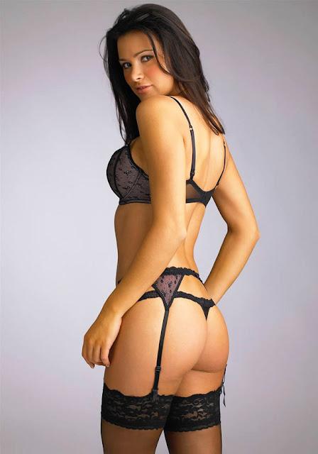 What Alina vacariu lingerie