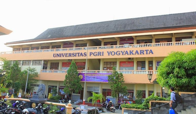 PENERIMAAN MAHASISWA BARU (UPY) UNIVERSITAS PGRI YOGYAKARTA