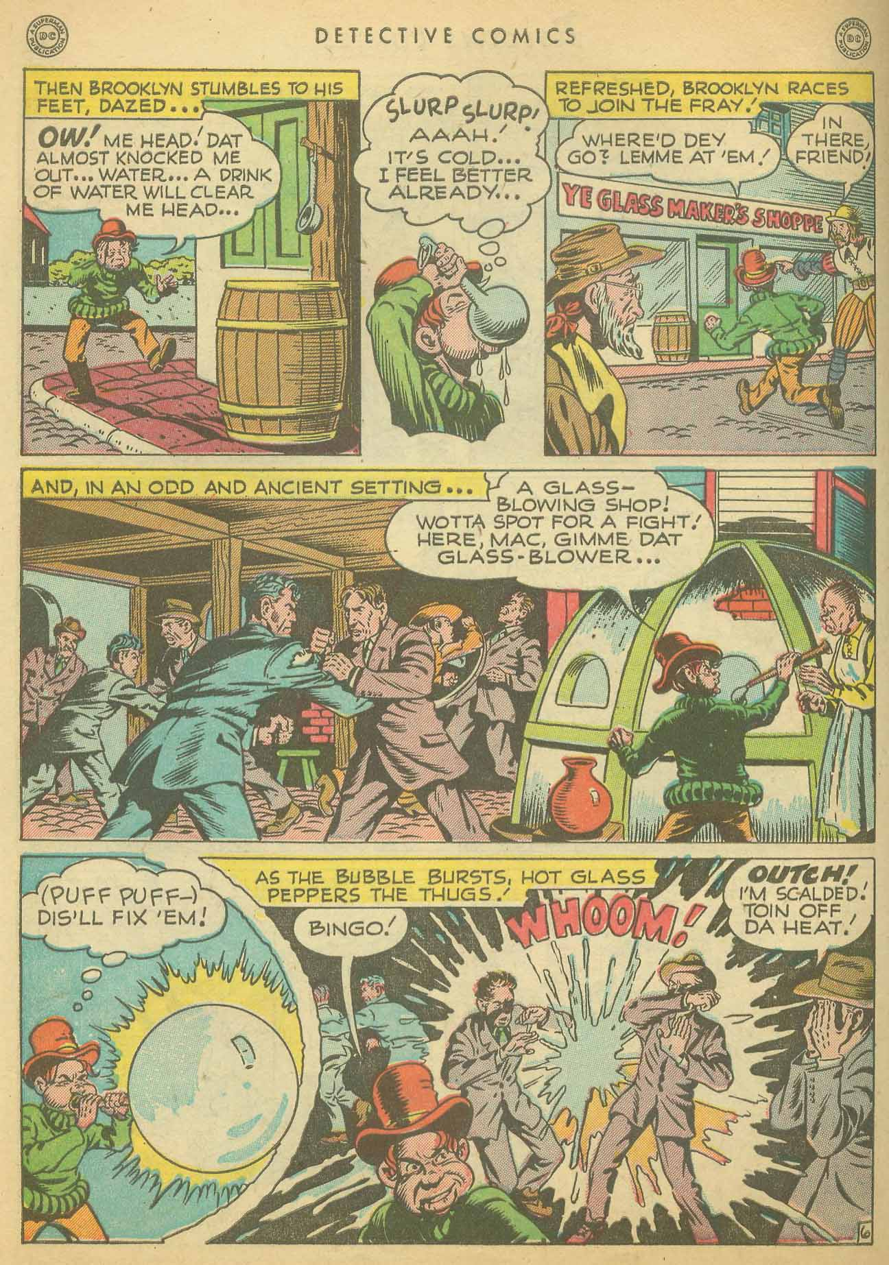 Detective Comics (1937) issue 127 - Page 42