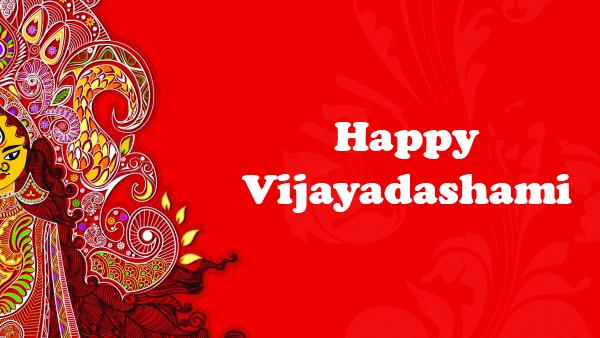 Happy Vijayadashami Photos