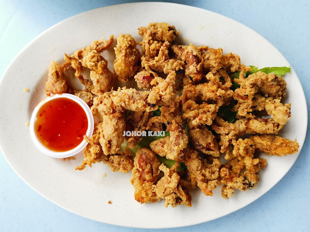 Johor Zhi Char - Ah Meng Restaurant in JB 阿明家乡小炒 for Nice, Simple Teochew Homecooked Dishes
