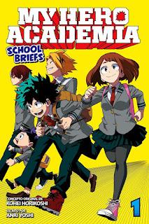 Boku no Hero AcademiaSchool Briefs