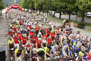 Eine Rennradreise inklusive Start beim Rennen von ketterechts - dem Rennradblog