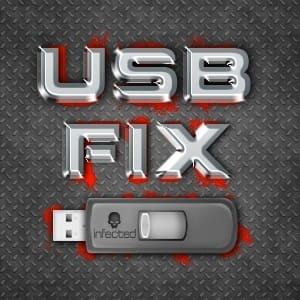 إصلاح الفلاشة UsbFix