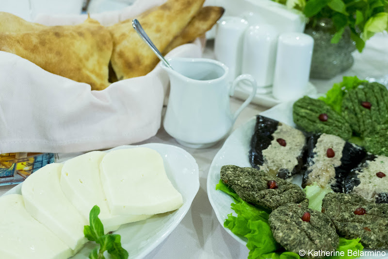 Sulguni Cheese სულგუნის Georgian Cuisine Traditional Foods
