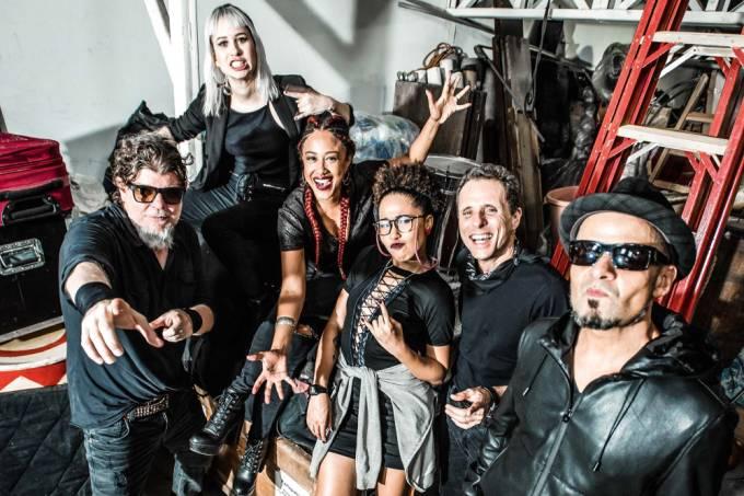 Titãs buscam inovar e estreiam ópera-rock em São Paulo