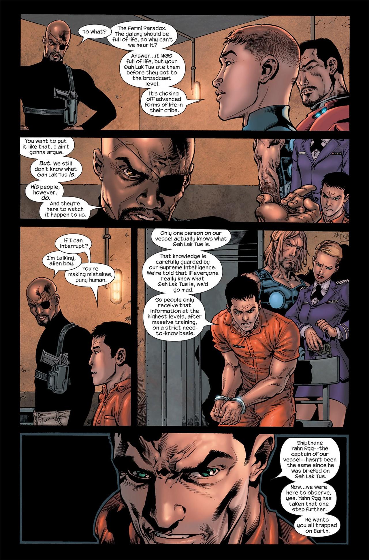 Read online Ultimate Secret comic -  Issue #3 - 6