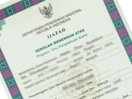 Image result for ijazah